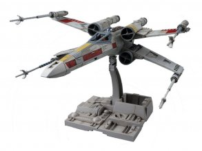 Star Wars plastový model kit 1/72 X-Wing Starfighter