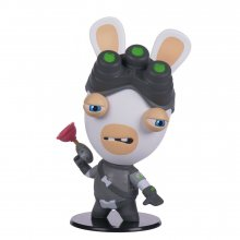 Splinter Cell Ubisoft Heroes Collection Chibi Figure Rabbids Sam