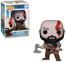 God of War POP! Vinylová Figurka Kratos 9 cm