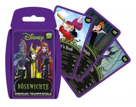 Disney Villains karetní hra Top Trumps *German Version*