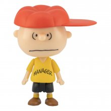Peanuts ReAction Akční figurka Wave 2 Charlie Brown Manager 10 c