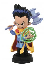 Marvel Animated Socha Doctor Strange 13 cm