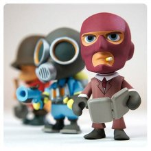 Team Fortress 2 sada mini figurek 8 cm 12ks