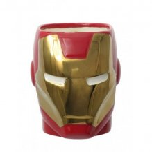 Marvel Comics Super Hero 3D Mug Iron Man