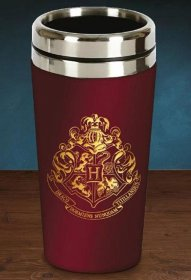 Harry Potter Travel Mug Hogwarts Crest