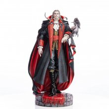 Castlevania Symphony of the Night Socha Dracula 51 cm