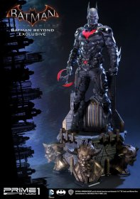 Batman Arkham Knight 1/3 Socha Batman Beyond & Batman Beyond Ex