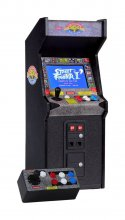 Street Fighter Mini Cabinet Arcade Game 1/6 Street Fighter II: C