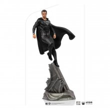 Zack Snyder's Justice League Art Scale Socha 1/10 Superman Blac