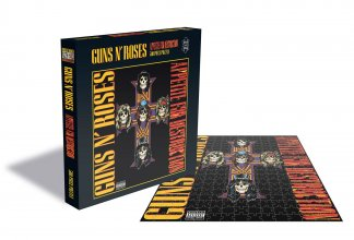 Guns n' Roses Puzzle Appetite for Destruction 2