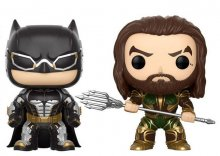 Justice League Movie POP! Marvel Vinylové Figurky 2-Pack Batman