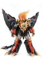The King of Braves GaoGaiGar Final Amakuni Kizin Diecast Action