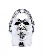 Halloween Ring Michael Myers (Plated Brass) Size 11