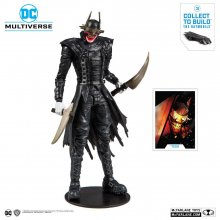 Dark Nights: Metal Build A Akční figurka The Batman Who Laughs 1