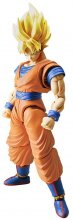 Dragonball Z Figure-rise Standard plastový model kit Super Saiya