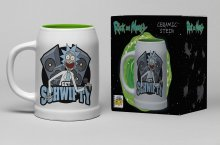 Rick and Morty Korbel Get Schwifty