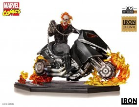 Marvel Comics Socha 1/10 Ghost Rider CCXP 2019 Exclusive 20 cm