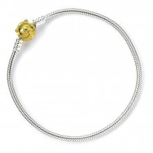 Harry Potter Slider Bracelet Golden Snitch 19 cm (Sterling Silve