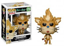 Rick a Morty POP! Animation Vinylová Figurka Squanchy 9 cm