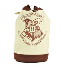 Harry Potter Duffle Bag Hogwarts Crest