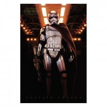 Plakát Star Wars Episode VII Captain Phasma 61 x 91 cm