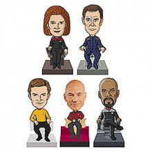 Star Trek Bobble head figurka