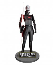 Star Wars sběratelská socha Star Wars Rebels Maquette Inquisitor