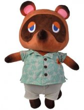 Animal Crossing Plyšák Tom Nook 40 cm