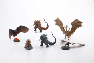 Godzilla: King of the Monsters Gekizou Series PVC Statues 9 - 21