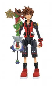 Kingdom Hearts 3 Select Akční figurka Valor Form Toy Story Sora