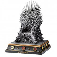 Game of Thrones zarážka na knihy Iron Throne