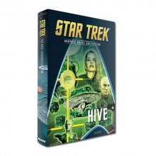 Star Trek Graphic Novel Collection Vol. 3: TNG Hive Case (10) *E