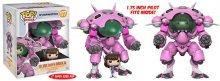 Overwatch Super Sized POP! Games Vinylová Figurka D.VA & Meka 15