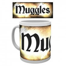 Harry Potter hrnek Muggles