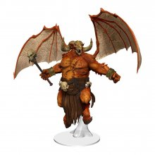 D&D Icons of the Realms Premium Miniature pre-painted Orcus Demo