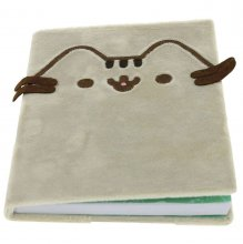 Pusheen Plush Notebook A5 Pusheen