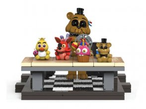 Five Nights at Freddy's Small Stavebnice Wave 5 The Office