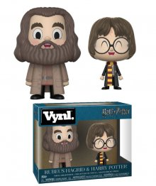Harry Potter VYNL Vinyl Figures 2-Pack Hagrid & Harry 10 cm