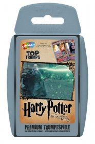Harry Potter and the Deathly Hallows Part 2 Top Trumps *German V