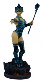 Masters of the Universe Statue 1/5 Evil-Lyn Classic Sideshow Exc