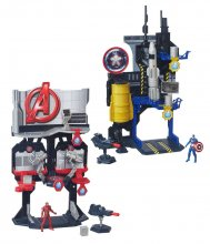 Captain America Civil War Miniverse Playsets 2016 Wave 1 4Assort