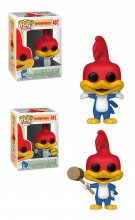 Woody Woodpecker POP! Animation Figures Woody 9 cm prodej v sadě