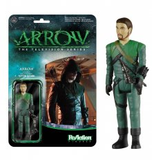 Arrow ReAction Akční figurka Arrow (Unmasked) SDCC 2015 8 cm