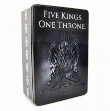 Game of Thrones Tin Box Five Kings One Throne