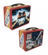 Back to the Future Tin Tote Outatime