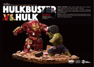 Avengers Age of Ultron Egg Attack Socha 2-Pack Hulkbuster vs. H