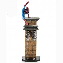 Marvel Comics Battle Diorama Spider-Man 51 cm Iron Studios