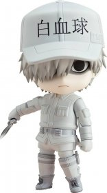 Cells at Work! Nendoroid Akční figurka White Blood Cell 10 cm