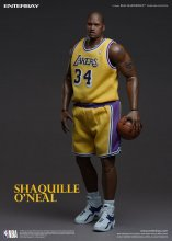 NBA Collection Real Masterpiece Actionfigur 1/6 Shaquille O'Neal