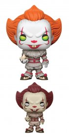 It POP! Movies Vinyl Figures Pennywise 9 cm Assortment (6)